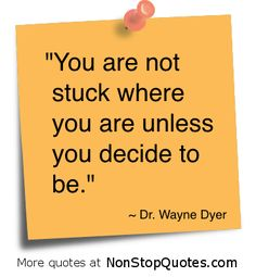 My ideal client loves who Wayne Dyer is and what he stands for. She is constantly working on her own personal development and always open and ready to learn more and grow as a person.