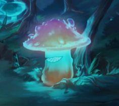 The Legend of Korra: spirit mushroom voiced by Azula!!