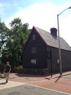 Historic Salem şu şehirde: Salem, MA
