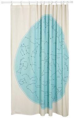 Amazon.com - Danica Studio Shower Curtain, Odyssey - Anchor Shower Curtain