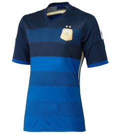 2014 World Cup Kits: Argentina Away #WorldCup2014 #Brazil2014 #Football