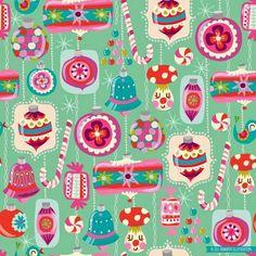 Los papeles con motivos navideños os pueden ser de gran utilidad Enlace: http://jillhowarth.carbonmade.com/projects/4909126 http://ww...