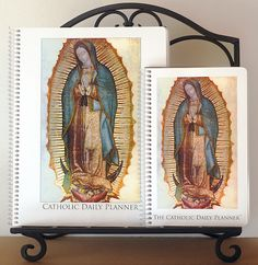 Catholic Daily Planner! AWESOME -By Michele Quigley
