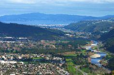 Upper Hutt. 35 minutes from Wellington CBD
