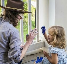 Carl and Judith Grimes | #Twd #ThewalkindDead