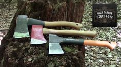 Affordable Camp Axe Options - Part 1: The Fiskars X7 Hatchet - HighCarbo...