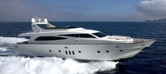 Canados 86 ANASSA | Luxury Yacht Charter Greece