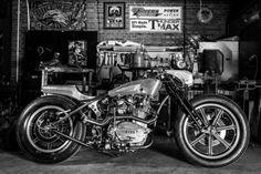 Yamaha XS650 Shinya by TP China #custom #motorcycles #motos | caferacerpasion.com