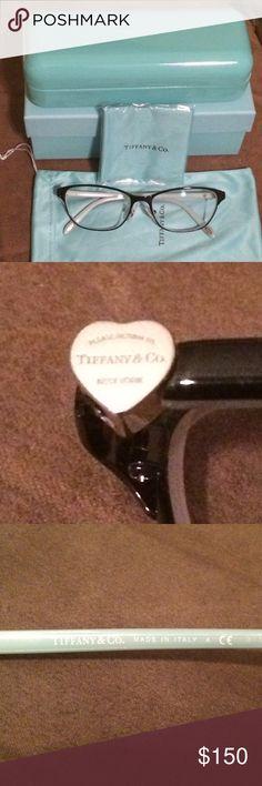 f045e5760a Tiffany   Co Glasses Cute return to Tiffany glasses. These have a  prescription in them