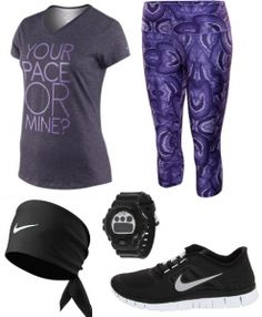 Cool work out clothes