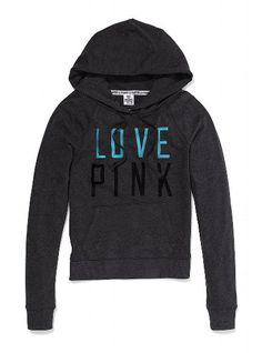 Perfect Pullover Hoodie - Victoria's Secret PINK - Victoria's Secret M