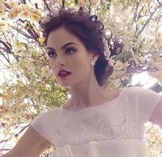 Ximena Navarrete for Benito Santos Bridal Collection 2014 WCW BEAUTIFUL_CLASSY_ LA MAS BELLA