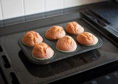 Recept voor chocolate chip muffins