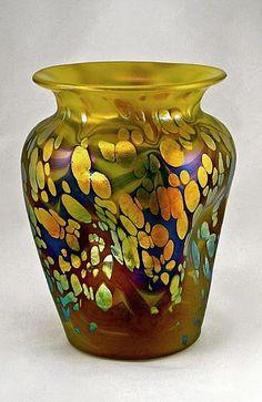 ❤ - Loetz | Cytisus Vase - 1900.