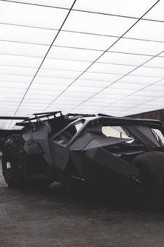 envyavenue:  Batman's Tumbler