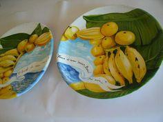 Pratos Bandeira do Brasil - Argina Seixas | Mosaicos Portella | Arte & Decoração #arte #decoracao #arginaseixas #coresdobrasil