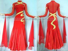 Want this ballroom dress!