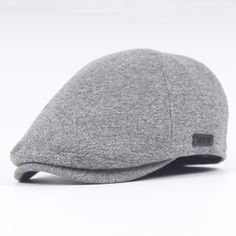 Autumn Winter Fashion Gentleman Octagonal Cap Newsboy Beret Hats Peak Beret  Flat Caps for Men Brand Cotton Hats for Women ed20e48c2a3c