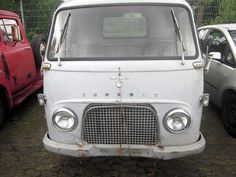 Ford Taunus Transit Pritsche FK 1250 / 1. Hdn. / AHK in Nordrhein-Westfalen - Petershagen | Ford Gebrauchtwagen | eBay Kleinanzeigen