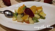 csipetke: Gyümölcssaláta