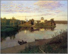 Russian Art: Isaak Levitan