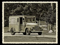 Milk Delivery 1946 by Sunset Sailor, via Flickr