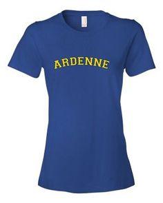 Ardenne High Women's Campus T-Shirt