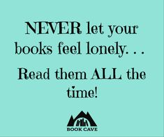 We wouldn't want those books to get lonely!  #amreading #lovebooks #bookcave #booklover
