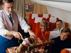 A Pan Am Flight Attendant on the Golden Age of Air Travel