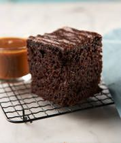 Depression Chocolate Cake--my family always used cold milk instead of the cold water and added a bag of chocolate chips before baking.