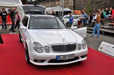 BENZTUNING: Mercedes-Benz E-Class W211 Estate MEC Design