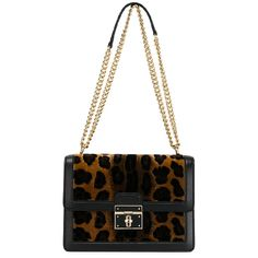 Shoulder on. Shop shoulder bags for women at Farfetch and find the latest and greatest pieces from your favorite brands including Gucci and Fendi. Chain Shoulder Bag, Shoulder Handbags, Dolce And Gabbana Handbags, Dolce Gabbana, Leopard Handbag, Designer Shoulder Bags, Chanel, Compact Mirror, Womens Purses
