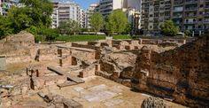 19 Δωρεάν ξεναγήσεις στη Θεσσαλονίκη Thessaloniki, Sidewalk, Side Walkway, Walkway, Walkways, Pavement
