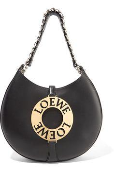 Loewe   Joyce embellished leather shoulder bag   NET-A-PORTER.COM