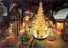 The famous Christmas store in Rothenberg, Germany, Kathe Wohlfahrt. I love Bavaria and the Romantische Strasse (or romantic road)!