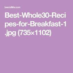 Best-Whole30-Recipes-for-Breakfast-1.jpg (735×1102)