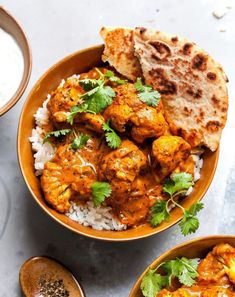 Butter Cauliflower and Rice Vegetarian Recipes Dinner, Vegan Dinners, Dinner Healthy, Vegetarian Cauliflower Recipes, Vegetarian Lunch, Keto Chicken, Cauliflower Dishes, Indian Cauliflower, Recipes