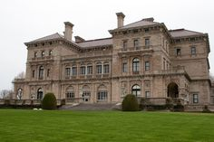 The Breakers, Newport, Rhode Island