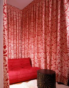 Designer Decorating With Red : Decorating : Home & Garden Television