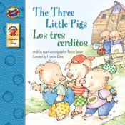 The Three Little Pigs: Keepsake Story (English and Spanish eBook) | Carson-Dellosa | Gr. PK-3