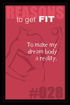 365 Reasons to Get Fit - #028