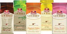 Free sample folgers gourmet coffee