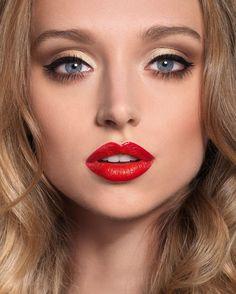 Most Beautiful Eyes, Lovely Eyes, Pretty Eyes, Beautiful Women, Full Makeup, Beauty Makeup, Hair Makeup, Hair Beauty, Glossy Lips