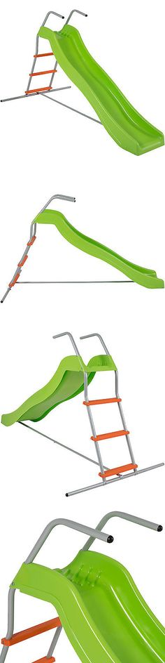 Swings Slides and Gyms 16515: Best Choice Products 6 Wavy Slide Kids Playground Set -> BUY IT NOW ONLY: $64.94 on eBay!