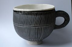 Striped cup | Flickr - Photo Sharing!
