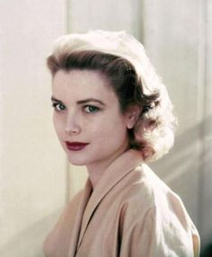 Image result for grace kelly best haircut