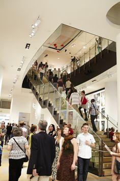 Annual Student Exhibition, Samuel M.V. Hamilton Building