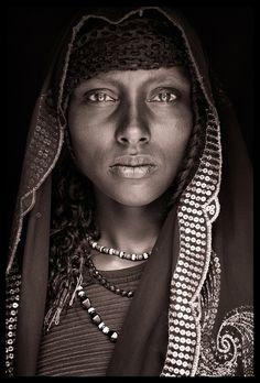 Oromo girl, Eastern Ethiopia photo by John Kenny
