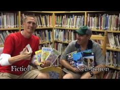 Fiction vs Non-fiction Video Lesson - Almost a Second Grader www.almostasecondgrader.com