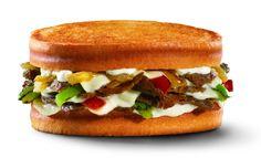 sourdough burger | Sourdough Cheesesteak Melt The Ciabatta Bacon Cheeseburger Grilled ...